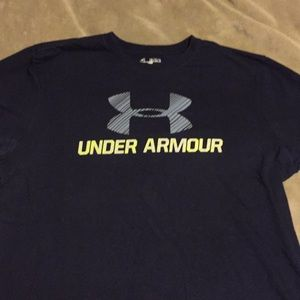 Under armor T-shirt size large heat gear